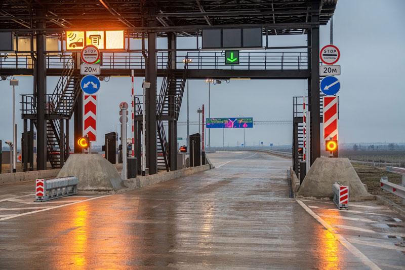 С 9 января повысились тарифы на платный проезд по Ленинградскому шоссе М11